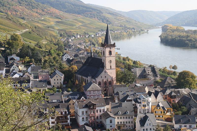 ドイツワイン生産地