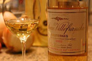 ソーテルヌの貴腐ワイン